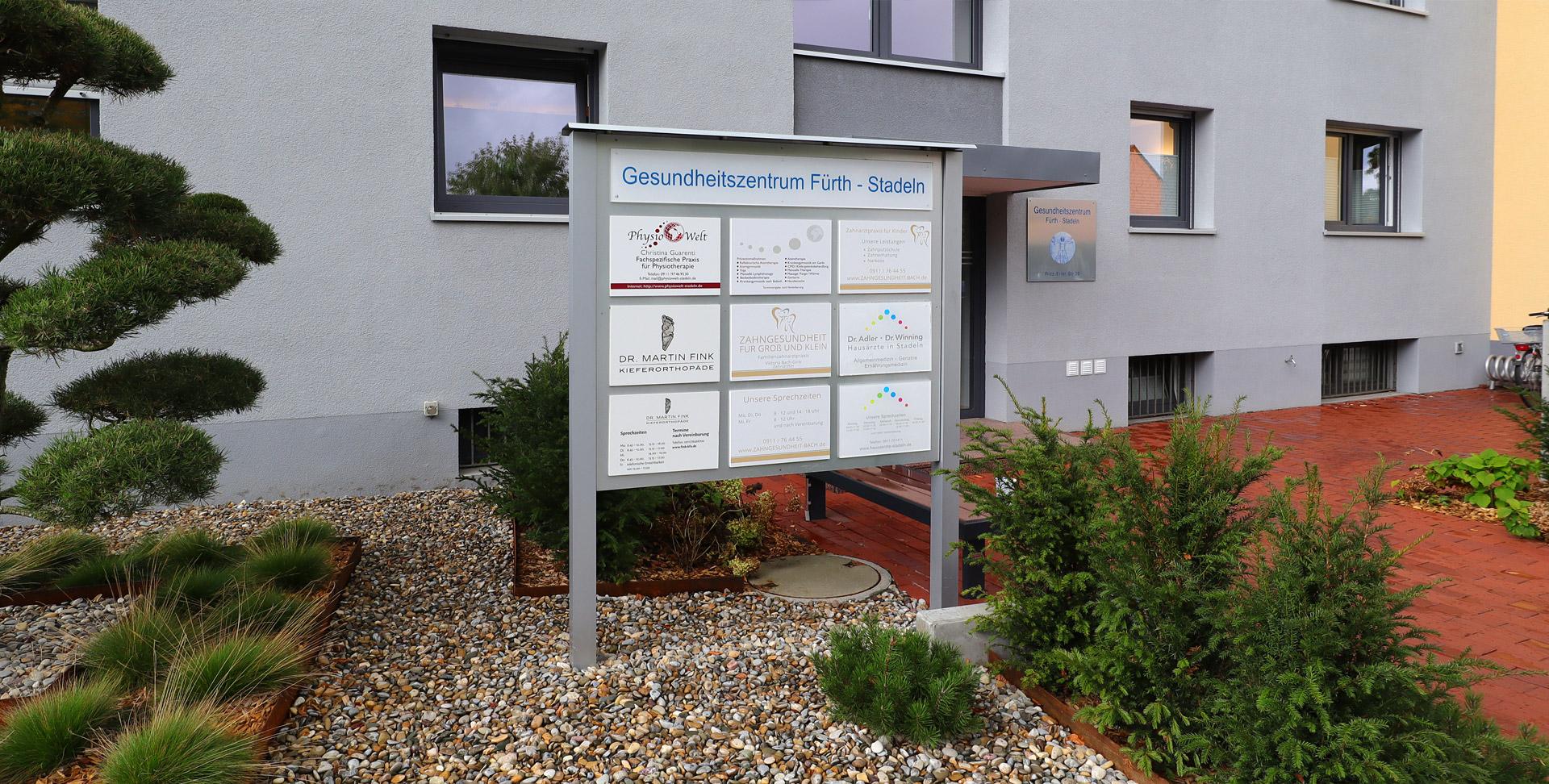 Ärztehaus / Gesundheitszentrum Fürth-Stadeln