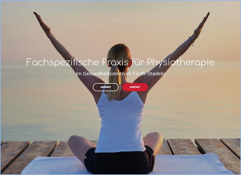 Fachspezifische Praxis für Physiotherapie Guarenti Fürth-Stadeln