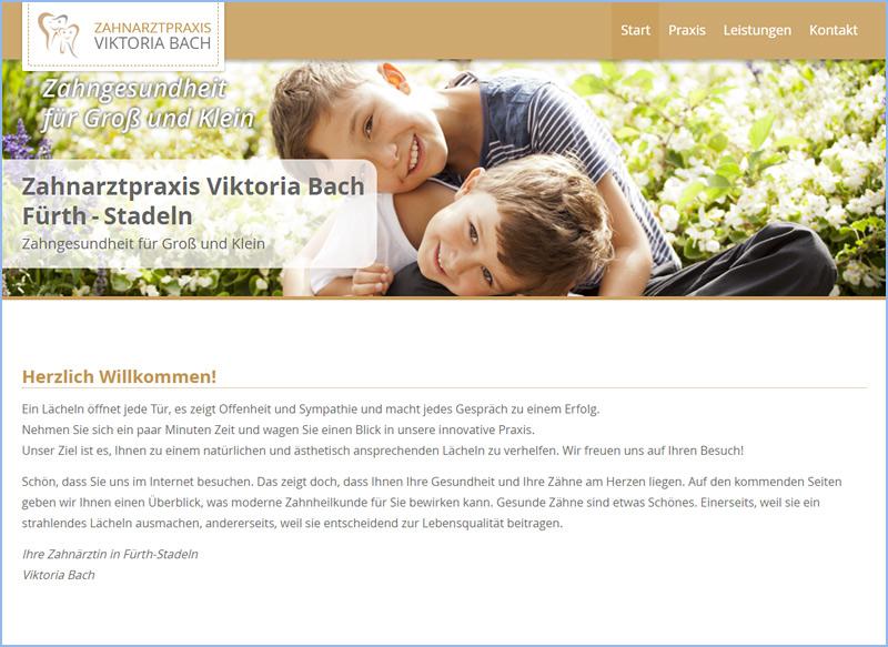 Zahnarztpraxis Viktoria Bach Fürth-Stadeln